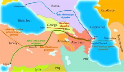 Прокачка азербайджанской нефти по BTC в I квартале сократилась на 11%