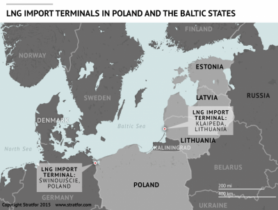 In 2016 Gazprom Supplied Poland With 11 07 Bcm Of Gas Imported 1 2 From Qatar By Tankers