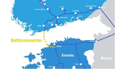 Balticconnector project's offshore pipeline installation agreement signed