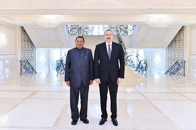 Президент Азербайджана принял главу ОПЕК