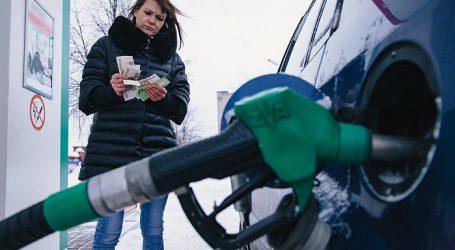 В Белоруссии на фоне роста цен на нефть подорожал бензин