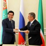 Turkmenistan interested in expanding ties with Tatarstan in the energy field