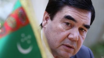Бердымухамедов объявил строгий выговор куратору энергетики