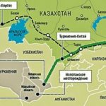 Turkmenistan increases gas export to China