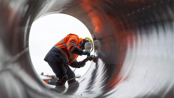 Pipes laid on 620 Km of Greek-Albanian section of TAP
