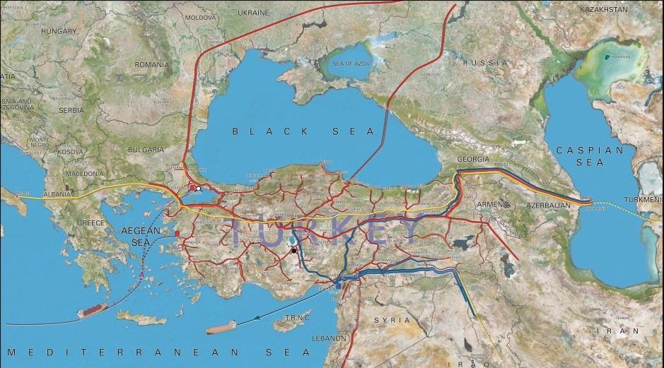 Газовый базар: Турецкий противоток