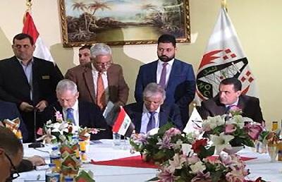 Iraq, BP sign deal to boost Kirkuk crude output