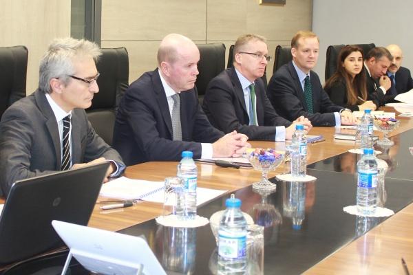 BP və Azərbaycan alternativ enerji əməkdaşlığını müzakirə edib