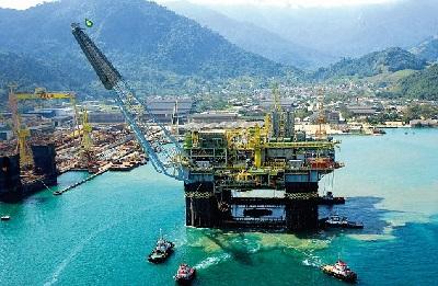 Brazil aims for 6.8 bln reais in 5th round pre-salt oil auction
