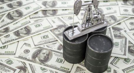 Цена нефти Brent превысила $67 за баррель