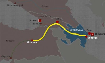 Gürcüstan qaz tranzitindən illik 1 mlrd. kubmetr qazanacağını düşünür