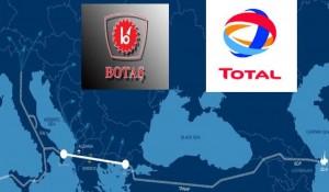 """На долю Total в проектах """"Шахдениз"""" и газопроводе SCP претендует турецкая BOTAS"""