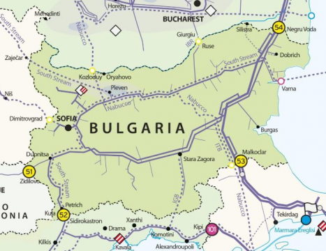 Prime Minister of Bulgaria Opens New Bulgarian-Romanian Gas Pipeline