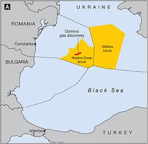 Shell Qara dənizdə neft kəşfiyyatı üzrə Bolqarıstan ilə saziş imzalayıb