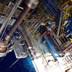 Daily production rate of new offshore well drilled by SOCAR is 5 tons of oil