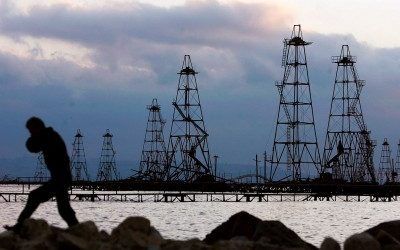 SOCAR Starts New Production Well in Caspian Sea