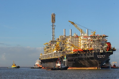 Petrobras starts up at Buzios field