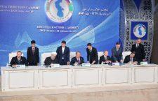 The next Caspian summit will be held in Turkmenistan