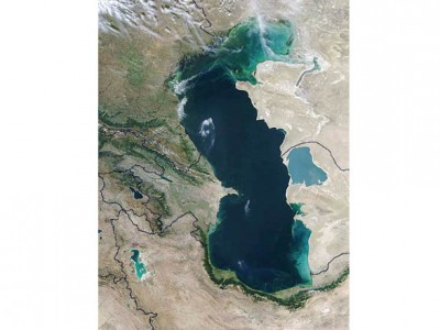 Caspian states to further mull sea's legal status: source