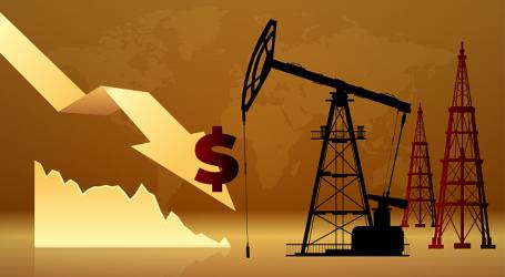 Стоимость нефти растет на данных по экспорту и импорту Китая