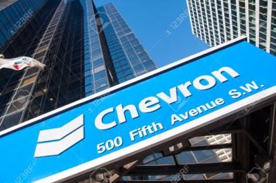 Убыток Chevron во II квартале составил $1,5 млрд