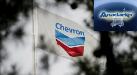 Chevron достигла договоренности о покупке Anadarko