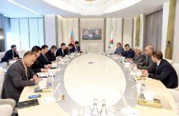 Çinin İxrac Kredit Sığorta Korporasiyası (SINOSURE) Azərbaycan və SOCAR ilə əməkdaşlığa maraq göstərir