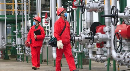 China Imports 11.12 Million Bpd Of Oil In January