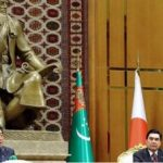 Abe woos Central Asia to counter China's growing influence