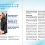 OPEC-in 60 illiyinə həsr edilmiş xüsusi bülletendən: – Azərbaycanın Energetika naziri əməkdaşlığın əhəmiyyətini vurğulayır