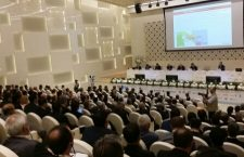 Послание президента к участникам VIII международного газового конгресса