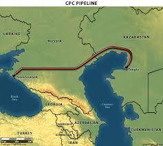 2016-cı ilin martında CPC vasitəsilə xam neft ixracı 7% artıb