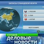 Russia released data of oil and gas resources growth