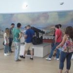 SOCAR-ın Muzey eksponatlarının saxlanılması və bərpası Mərkəzinə ekskursiya