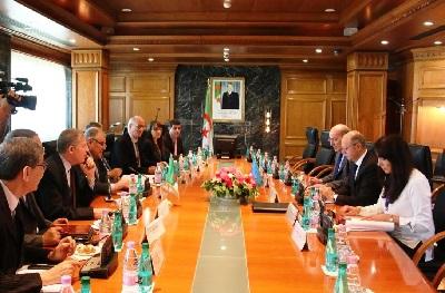 Азербайджан и Алжир подпишут меморандум о сотрудничестве в энергетике