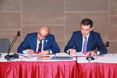 """Energetika Nazirliyi """"Masdar"""" şirkəti ilə Çərçivə Sənədi imzalayıb"""