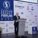 """VII """"Caspian Energy Forum Baku-2018"""" işə başlayıb"""