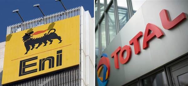 Eni и Total открыли газовое месторождение на шельфе Кипра