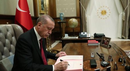 Эрдоган утвердил энергетическое соглашения с Азербайджаном