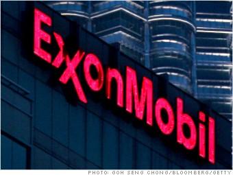 Exxon third-quarter profit falls 47 percent but beats expectations