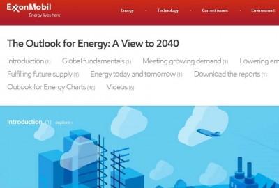 ExxonMobil şirkətinin neft və qazın gələcəyi haqqında yeni proqnozu