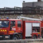 Автоцистерна из Ирана с 22 тоннами перевернулась в Баку