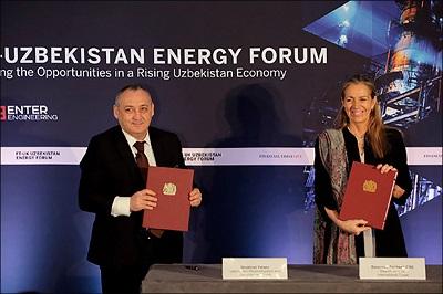 Лондон выделит £1,25 млрд на нефтегазовые проекты в Узбекистане