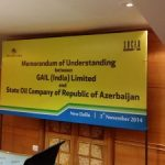 SOCAR и индийская GAIL договорились о сотрудничестве в сфере сжиженного газа