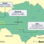Roxi Petroleum начала бурение в Центральном Казахстане