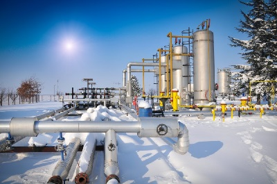 Cold March spurred export of gas from Russia by almost a third