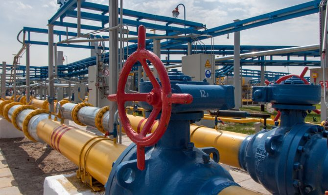 KazTransGas JSC increased gas transportation by 12,7bn m3
