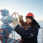 In January 2014 Russia increased gas production by 0.5%, gas export by 10%