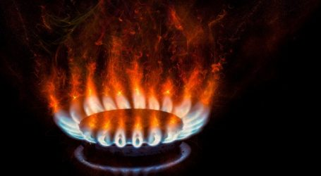 Gas price has risen to record in Europe