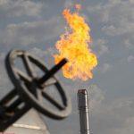 В 2015 году в Казахстане было добыто 45,3 млрд кубометров газа